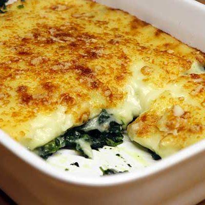 spinaci alla fiorentina
